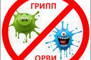 21января - Дзень прафілактыкі грыпу і ВРЗ